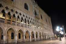 Top things to do in Venice - visit St Mark square at night
