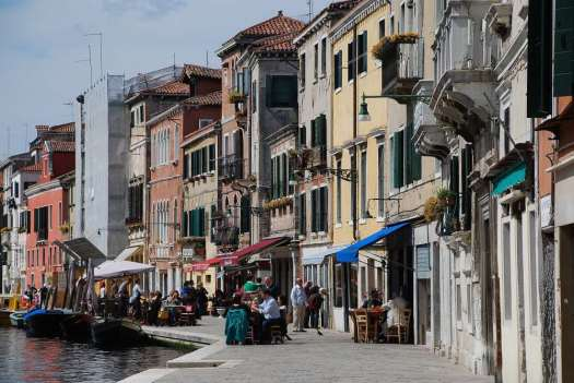 Top things to do in Venice - visit the Jewish ghetto