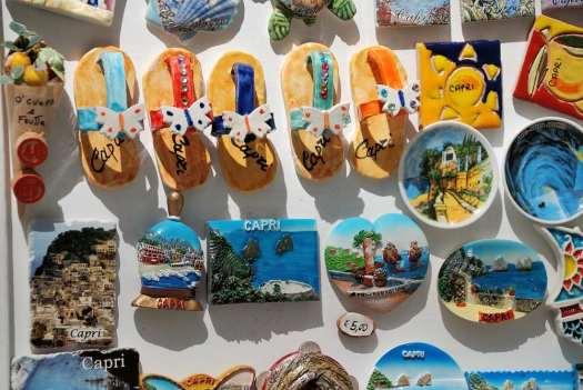 Capri souvenirs