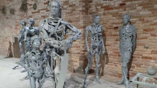Top things to do in Venice - visit the biennale di Venezia