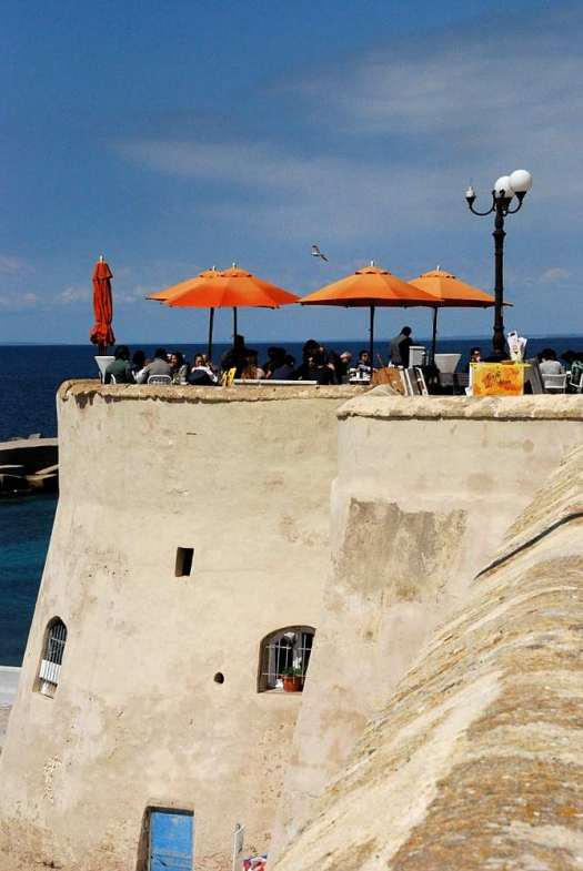 Puglia in one week_Puglia in one day_Gallipoli-the city walls