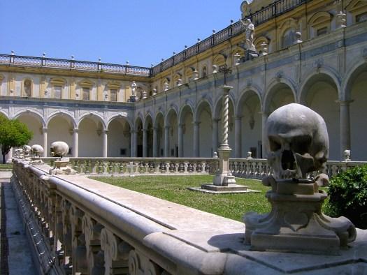 Naples Certosa di San Martino