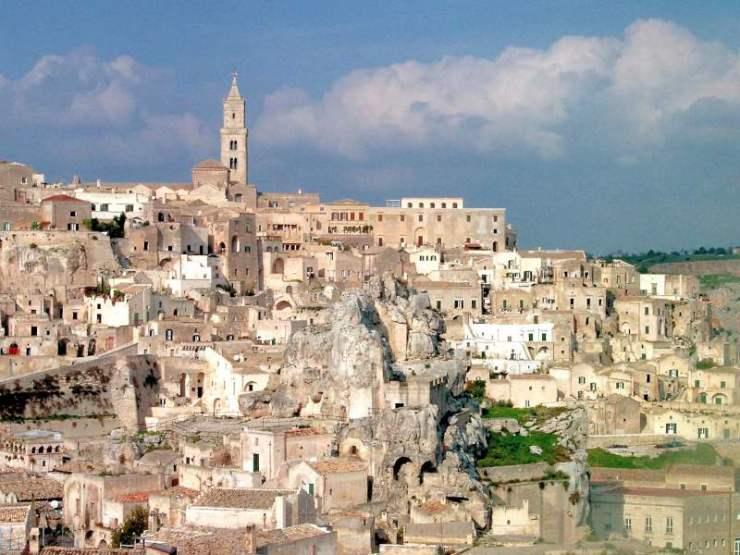 Italy Unesco Sites_Matera