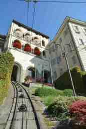 Bergamo Italy in one day - Funicular