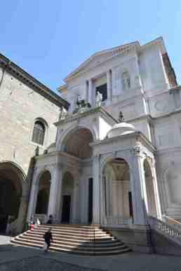 Bergamo Italy in one day - Bergamo cathedral