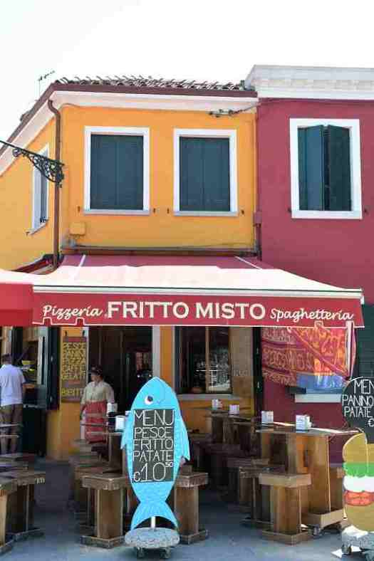 One day in Burano_delicious street food