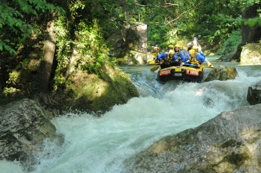 Best 20 things to do in Umbria - rafting