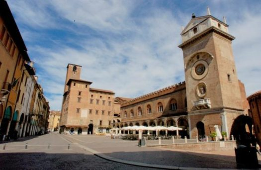 Italy Unesco sites - mantova