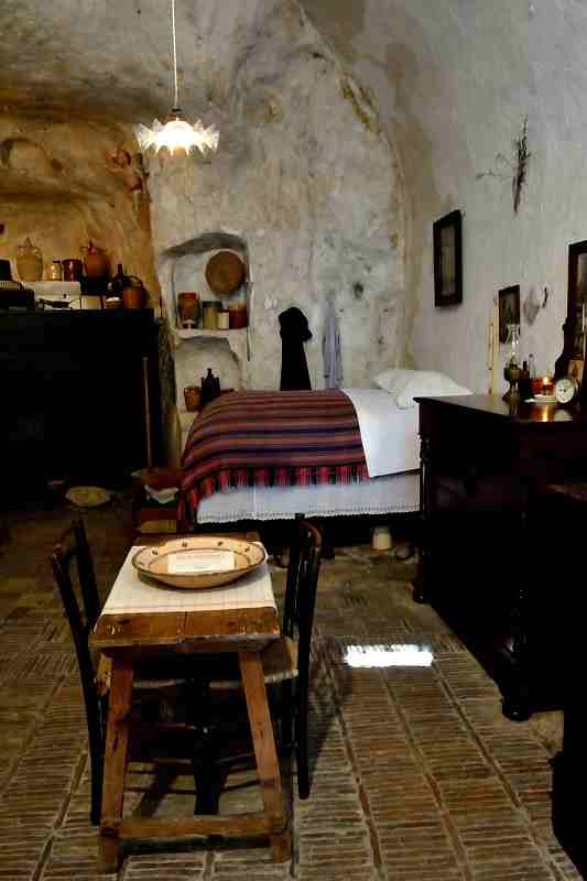 What to do in Matera: casa museo
