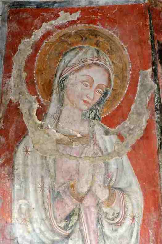 What to do in Matera: Caves churches frescos