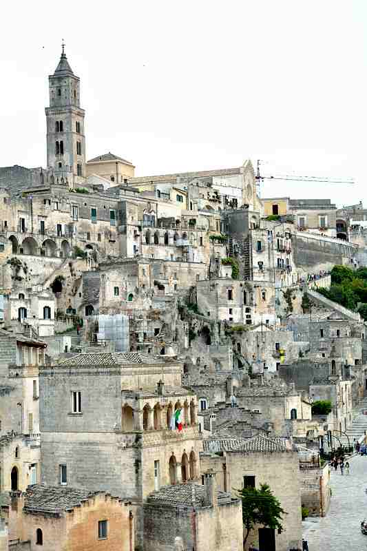 What to do in Matera: the cathedral