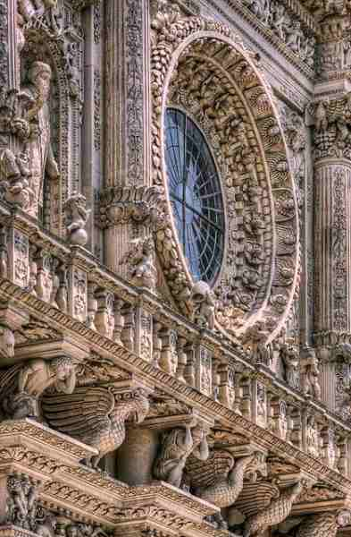Puglia in one week_Lecce_Barocco cathedral