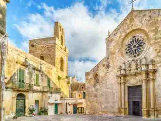 Puglia in one week_Otranto-the cathedral
