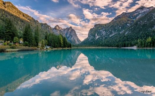Visit the Dolomites - Lago di Dobbiaco