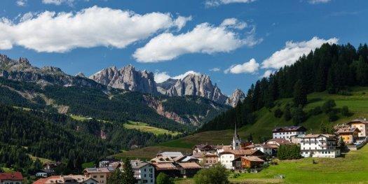 Visit the Dolomites - Moena
