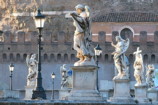 Visit Castel Sant'Angelo - Ponte degli Angeli