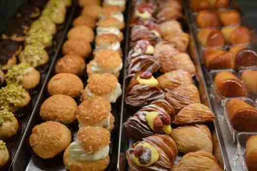 "Walking Rome Food Tour - Italian ""pasticcini"""