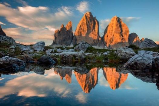 Visit the Dolomites - Tre Cime di Lavaredo