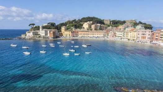 Best beaches in Italy_Baia del silenzio, sestri levante