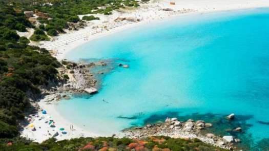 Best beaches in Italy_Porto Giunco (Villasimius), Cagliari - Sardegna