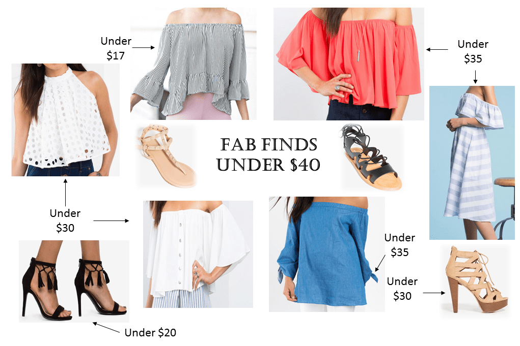Fab Finds Under $40!!