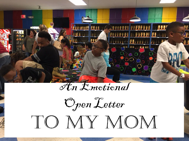 Friday Favorites starts with an Emotional Open Letter To My Mom…..