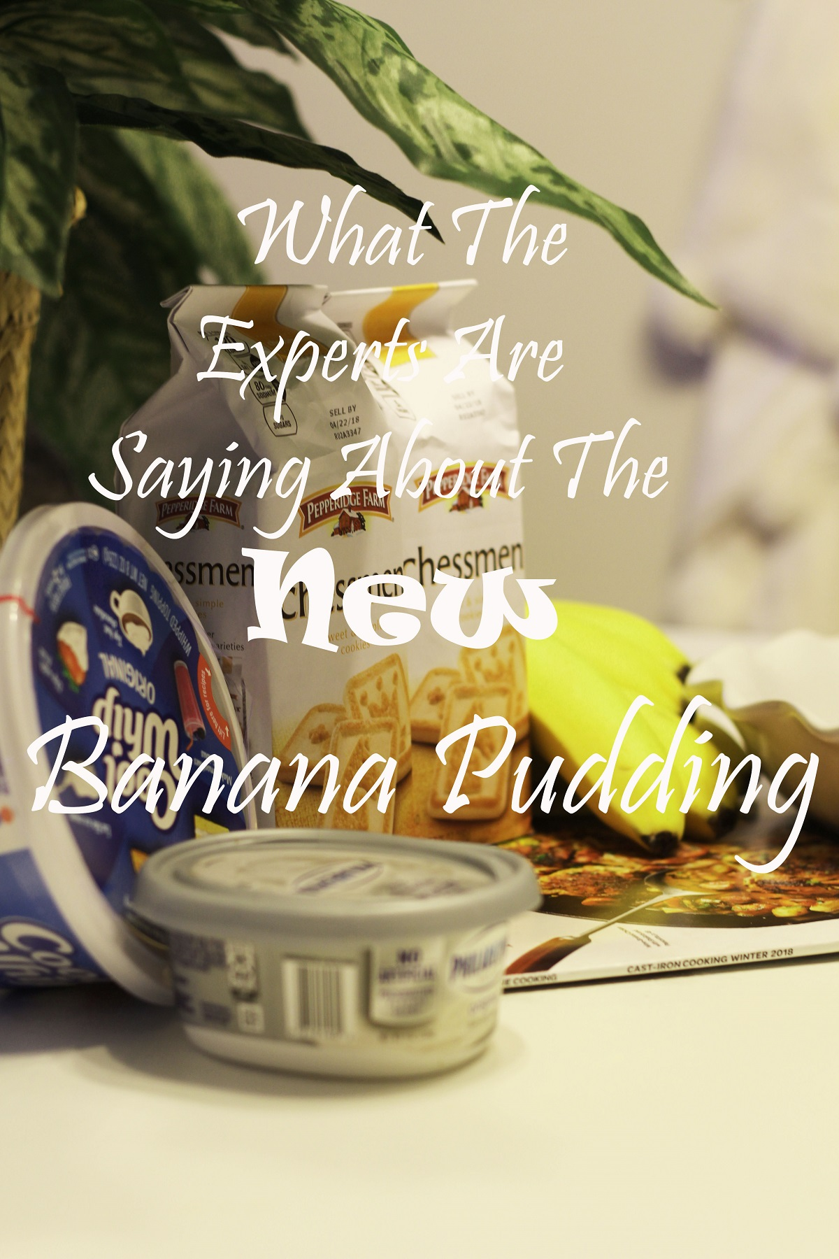 What Experts Are Saying About The New Banana Pudding….