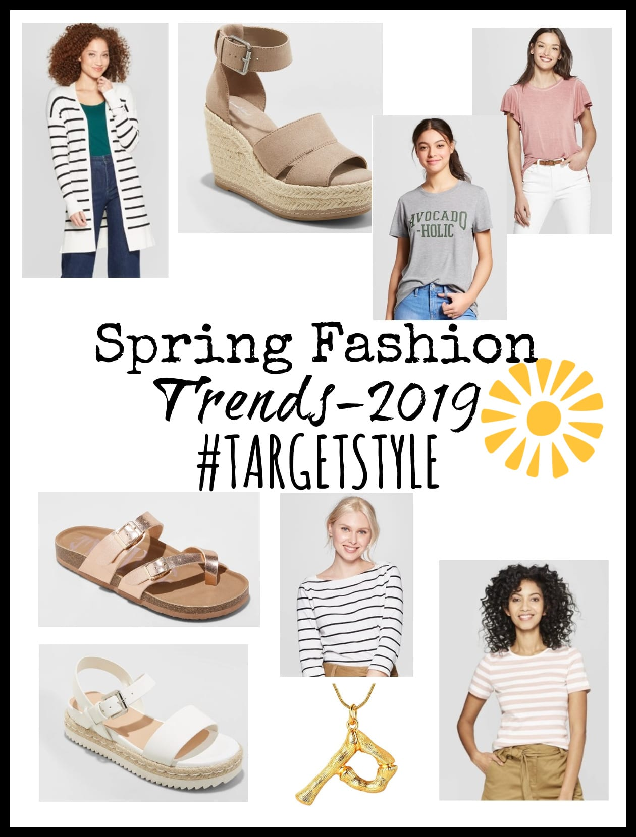 668988bc389b Spring Fashion Trends For 2019 ( TARGETSTYLE)…