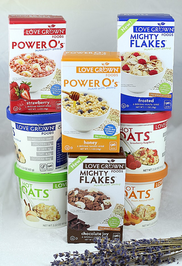 Healthy Cereal and Oats