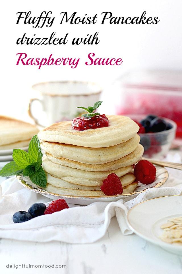 raspberry sauce recipe