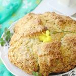 Spelt Flour Irish Soda Bread