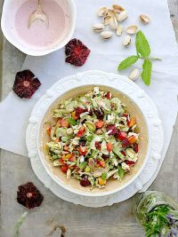 healthy salad recipes with brussels sprouts
