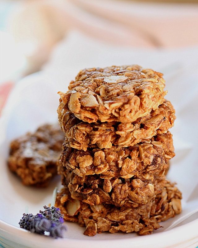 Healthy Low Fat Peanut Butter Cookies