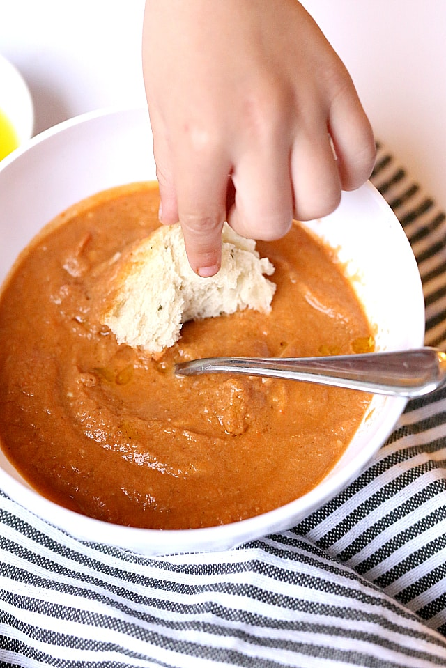 Healthy Soup Recipe For Kids