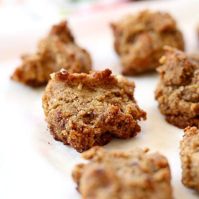 Almond Flour Cookies (Vegan)