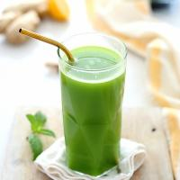 Green Detox Juice for Weight Loss (Blender & Juicer)