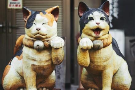 Yanaka and Ginza