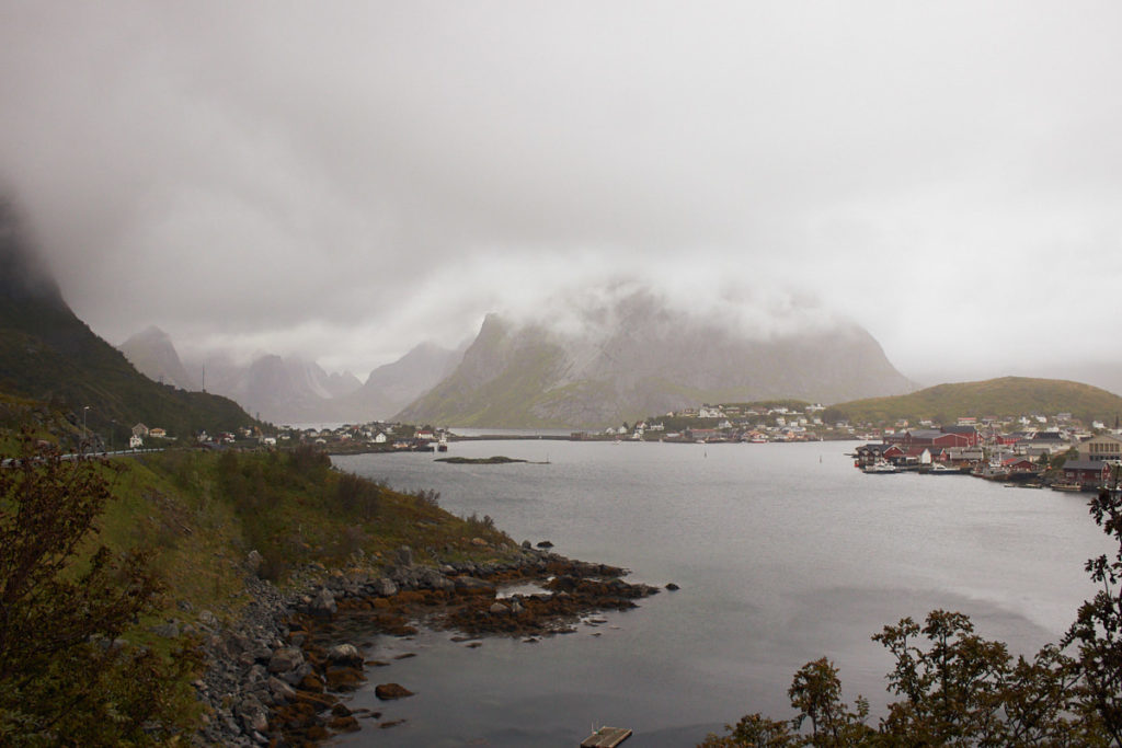 The Journey to Svolvær, Loftoten