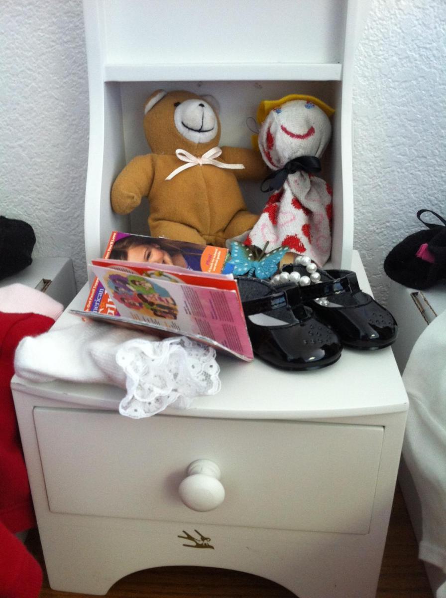 Doll room 5