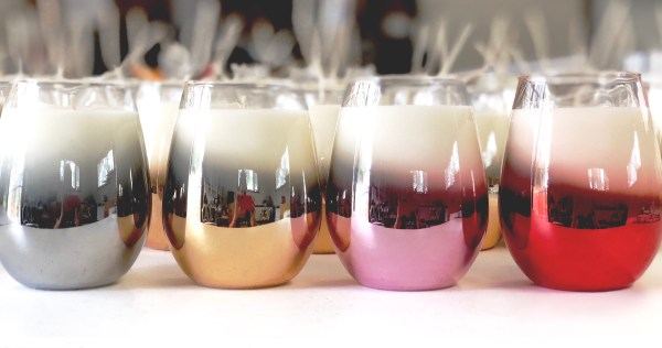 Riley Stemless Candle Collection
