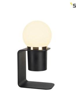 Tonila tafellamp Delighting zwart led