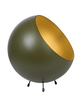 XL Bell tafellamp mosgroen