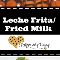 Leche Frita / Fried Milk