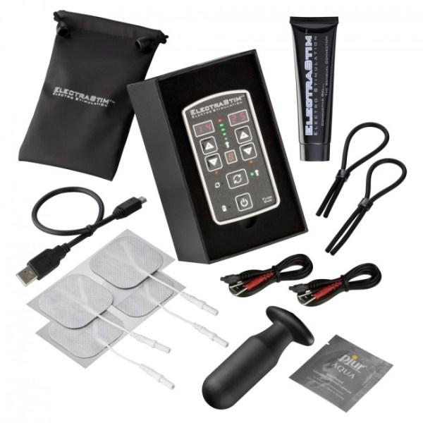 Electrastim Flick Duo EM80 Stimulator Multi Pack