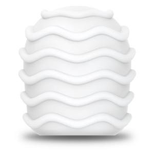 Le-Wand Spiral Texture Cover White