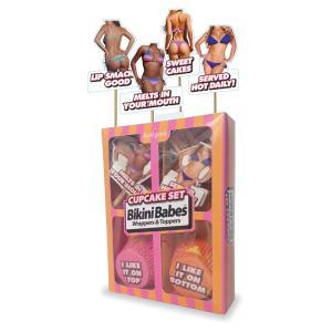 Genie Bikini Babe Cupcake Set