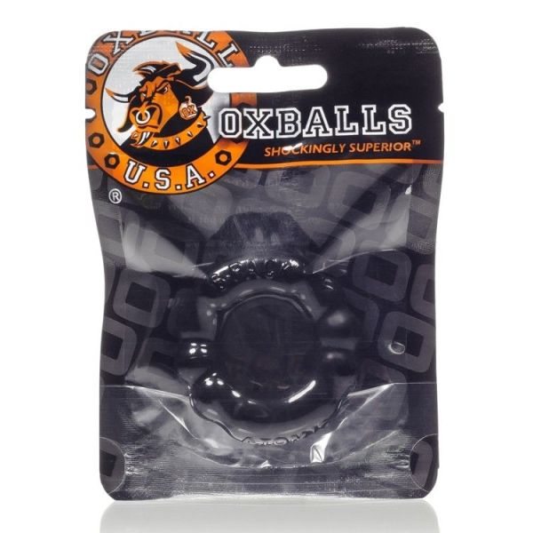 Oxballs 6 Pack Cock Ring Black1