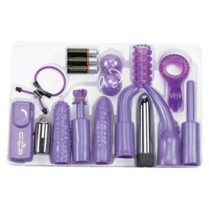Seven Creations Dirty Dozen Couples Kit Purple