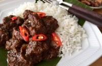 世界一おいしい料理に選ばれたビーフルンダン(レンダン)