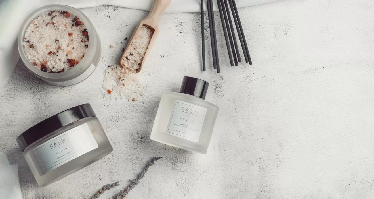 CALM Collection by Delilah Chloe, Luxury Home Fragrance
